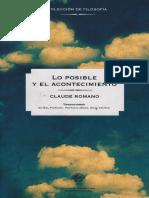 Lo posible y el acontecimiento.pdf