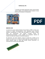 Dispositivos Del Cpu