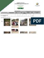 Formatos Informe Campaña Limpiemos Nuestra Guatemala Director(a) Centro Educativo