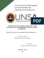 TESIS-INFLUENCIA DE LA PROPAGACION DEL CAMPO ELECTRICO EN LAS PROPIEDADES MECANICAS DEL CONCRETO.pdf