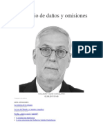 Inventario de Daños y Omisiones