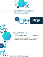 Studi Organisasi Islam Dan Kemasyarakatan