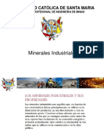 Clase 6-Minerales Industriales