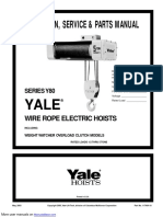 Yale Personal Lift Series Y80