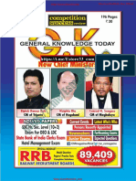 General Knowledge Today-April 2018
