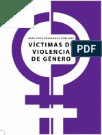 Guía Empleadas Víctimas Violencia Género CAST