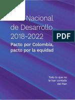 Resumen PND2018 2022 Final