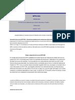 Hamyar Energy NFPA 92A - 2006