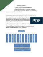 Procesos y Procedimientos Logisticos