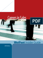 Careers in Sales