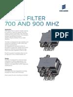 Diplex - 700-900