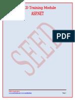 Seed ASP.net