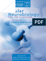 Molecular Neurobiology for the Clinician-American Psychiatric Pub (2003)