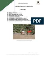 Estudios de Hidrologia e Hidraulica (Reparado)