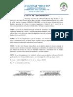 Carta de Compromiso Auxiliares
