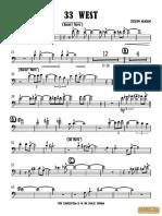 33 West Trombone 1