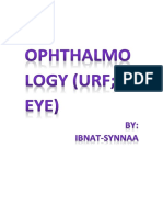 SYNNAA Ophthalmology