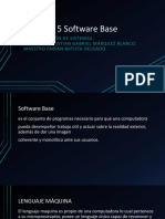 Capitulo 5 Software Base