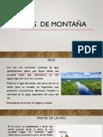 RÍOS DE MONTAÑA Y CONTAMINACIÓN