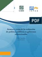 Avances y retos de las políticas públicas