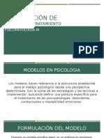 fORMULACIÓN DE
