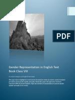 Gender Assignment Text Book Analysis 1