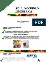 Sanidad e Inocuidad Alimentaria