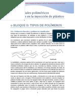 A1 II - Tipos de Polimeros