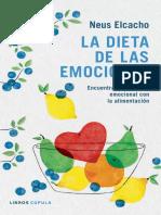 La dieta de las emociones