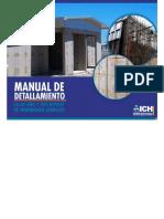 Manual de Detallamiento Casas Uno y Dos Niveles de Hormigon Armado