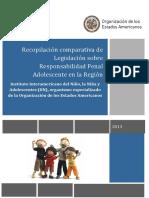 Recopilacion Comparativa de Legislacion Sobre RPA en La Region