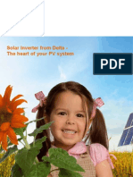 Catalogue 2009 Solar Inverter en eBook