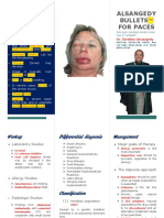 Alsangedy Bullets for Paces Angioedema 2nd Edition