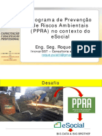 1. PPRA e ESocial