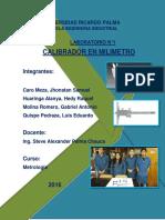 Lab 1 Metrologia111