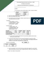 03 - Custo de Produção - Cálculos