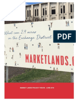 Market Lands Project