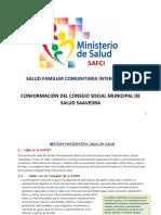 Manual Safci BOLIVIA