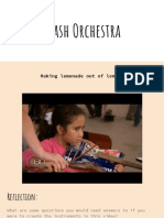 trash orchestra ppt