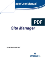 Site Manager. 0261012rev7-zh-cn-4231592
