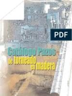 Torneado en Madera Torno - Tornos Manual