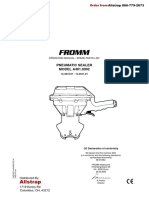 Download PDF A461 Manual, Schem