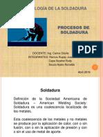3. Procesos de Soldadura