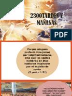 2300 Tarde y Mañanas