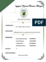 Proyecto Instalacion Electrica Residenciales