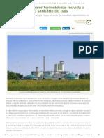 Inaugurada a Maior Termelétrica Movida a Biogás de Aterro Sanitário Do País - Pensamento Verde