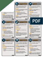 BATMAN - Cartas Habilidades y Atributos 01 - Beta[ESP]