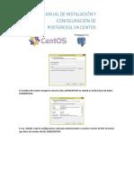 Instalación Configuración y Conexión de Postgresql en Centos