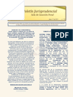 Boletín Informativo n°10 del 17 de junio de 2019