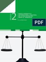 Marco normativp Internacional y Nacional de la Evaluacion de Impacto Ambiental